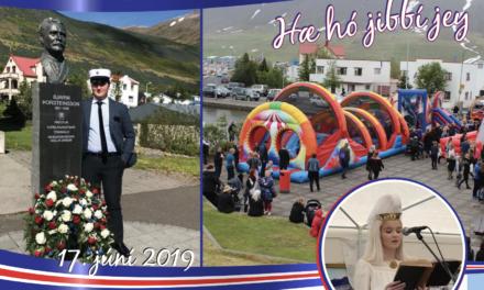 17. júní í Fjallabyggð