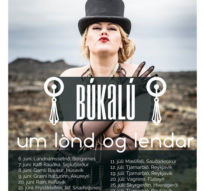 """""""Fullorðins fjölbragðasýningin"""" Búkalú á Siglufirði"""
