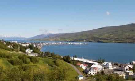 Akureyrarkaupstaður verði Akureyrarbær