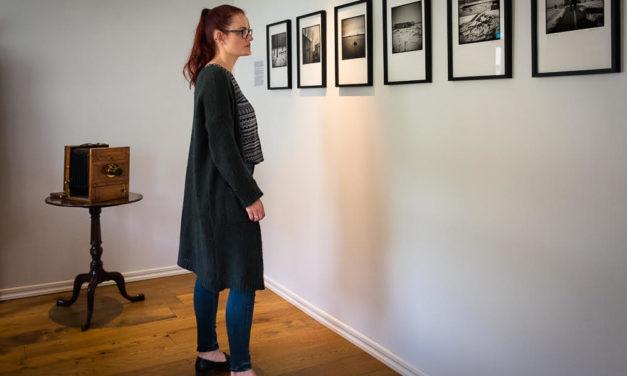 Sýning á myndum Leifs Þorsteinssonar opnuð í Saga-Fotografica á morgun