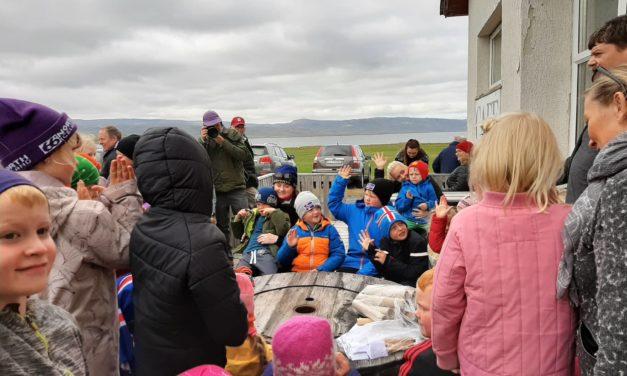 Metaðsókn var á Náttúrubarnahátíðina