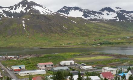 Tjaldsvæðið á Leirutanga, Siglufirði