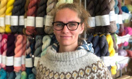 Podcast vikunnar – Kristín Guðmundsdóttir