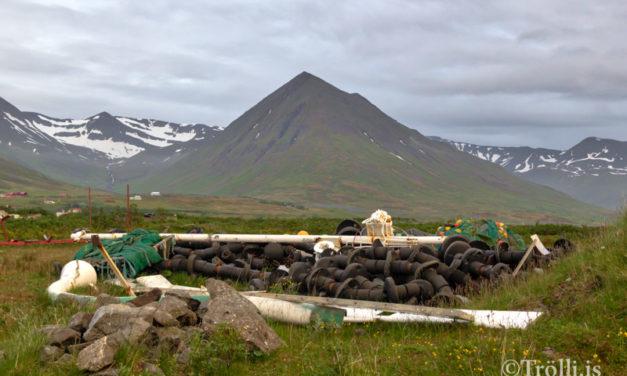 Bannað að taka drónamyndir vegna persónuverndarlaga