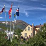 Dagskrá Þjóðlagahátíðar í dag