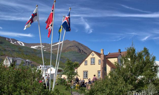 Fjallabyggð styrkir Þjóðlagasetrið