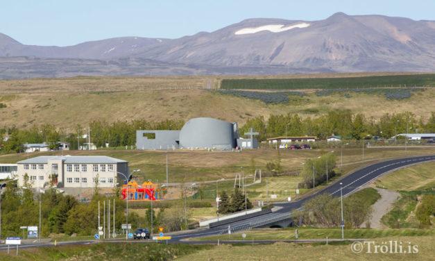 Blöndubrú á Blönduósi lokuð aðfaranótt föstudags 19. júlí