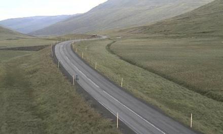 Búið að opna Öxnadalsheiðina