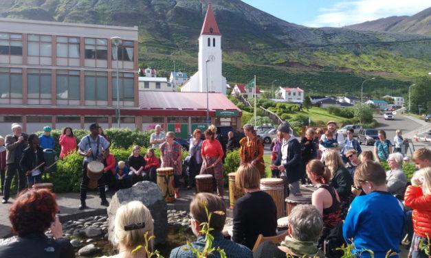 Þjóðlagahátíðin hefst í dag