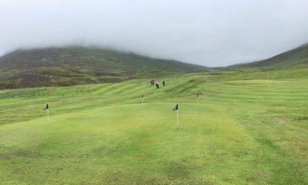 Golfmót Kaffi Klöru