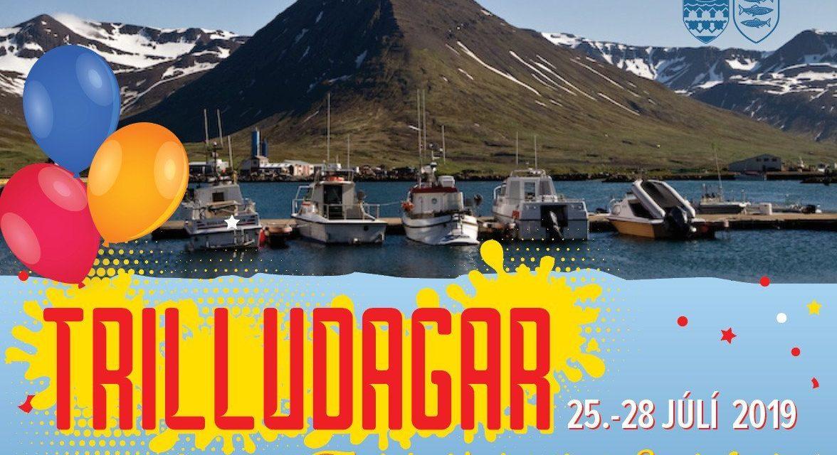 Trilludagar á Siglufirði 27. júlí 2019