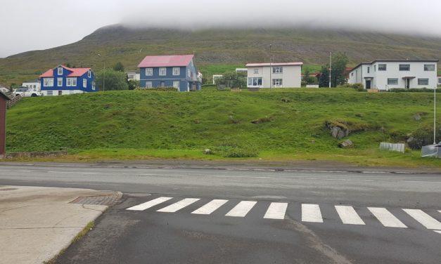 Markaðsstofa Ólafsfjarðar fær afnot af lóðinni við Aðalgötu 3