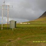 Tíðarfar júlí 2019 á Sauðanesi
