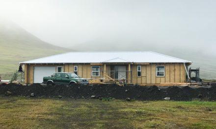 Mikil uppbygging í Ólafsfirði