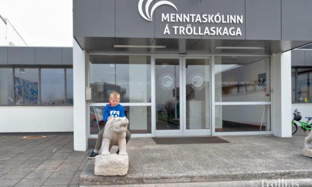 Menntaskólinn á Tröllaskaga hefst 19. ágúst