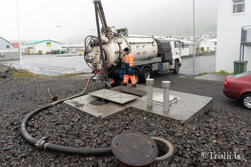 Fjallabyggð kaupir nýjar vatnsdælur