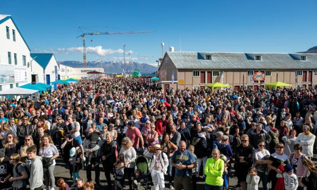 Fiskidagurinn mikli – Dagskrárliðir á hátíðarsviði og hátíðarsvæðinu