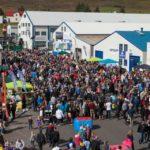 Dagskrá Fiskidagsins á hátíðarsviði