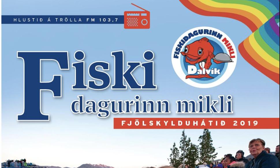 Súpustaðir á Dalvík í kvöld
