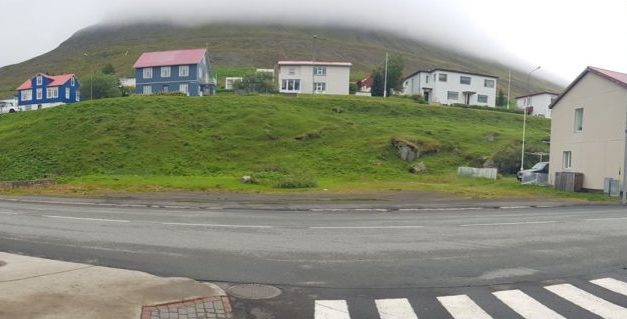 Hafðu skoðun á uppbyggingunni á Aðalgötu 3-5 í Ólafsfirði