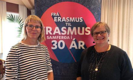 MTR í nýju samstarfsverkefni með Erasmus+