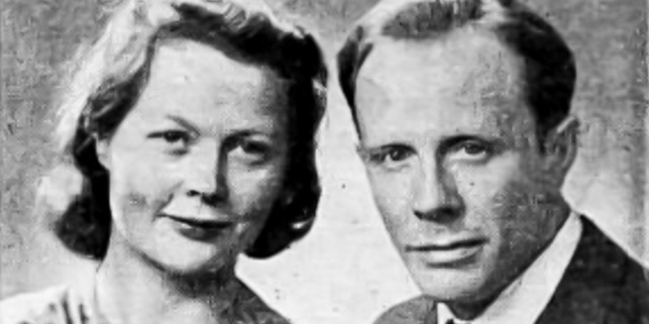 Sænsk/Íslensk ástarsaga með sorglegum endi, Salka Valka, Gerpla, Nóbelsverðlaun og ævintýraferð 1950