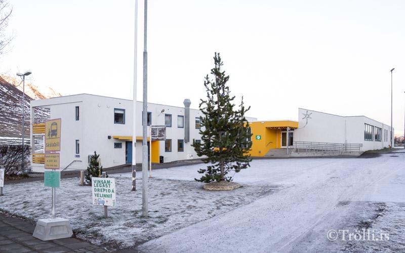 Breyta heimavistinni á Þelamörk í íbúðarhúsnæði