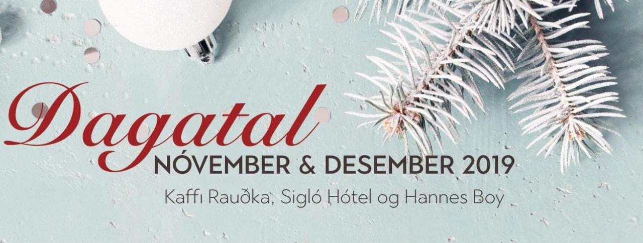 Viðburðadagatal – Kaffi Rauðka – Sigló Hótel – Hannes Boy