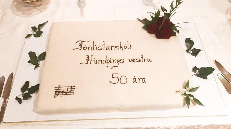 50 ára afmæli Tónlistarskóla Húnaþings vestra fagnað