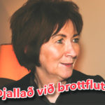 Spjallað við burtfluttan – Kristrún Þóra Gunnlaugsdóttir
