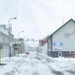Rölt um í rafmagnsleysi á Siglufirði – Myndasyrpa