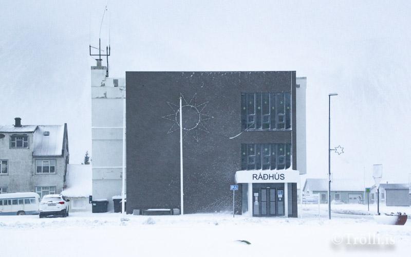 Fundadagatal nefnda Fjallabyggðar