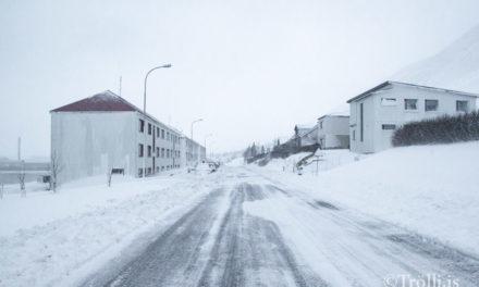 Málefni vegagerðarinnar í Fjallabyggð