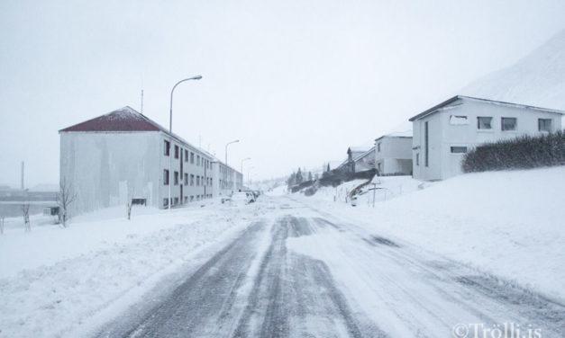 Umferðahraði hækkaður í 40 km á klst. í Fjallabyggð