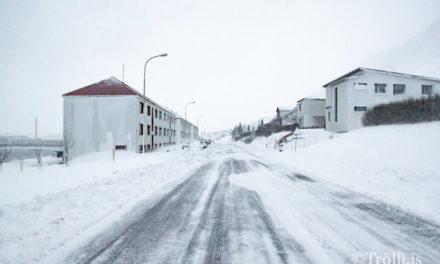 Enn og aftur að umferðaröryggi í Fjallabyggð