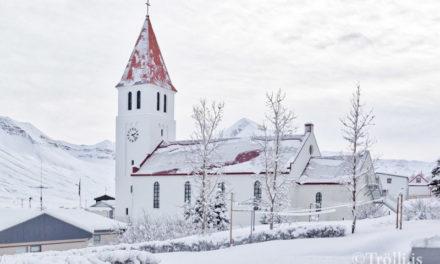 Bein útsending frá aftansöng í Siglufjarðarkirkju