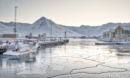 Vefmyndavélar við Fjallabyggðarhafnir