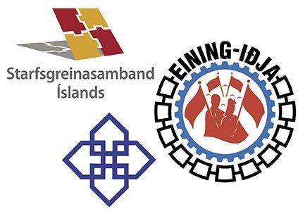 Starfsgreinasamband Íslands og sveitarfélögin skrifuðu undir nýjan kjarasamning