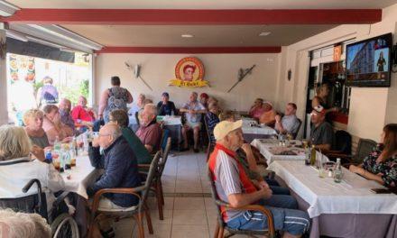 Stofnun Íslendingafélags á Gran Canaria á Kanaríeyjum