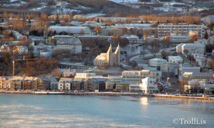 Ríkisendurskoðun opnar starfsstöð á Akureyri