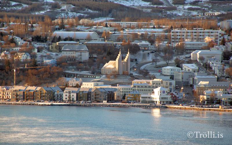 COVID-19 sýnataka á Akureyri