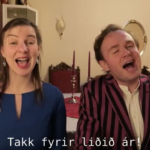 Áramótakveðja Vandræðaskálda