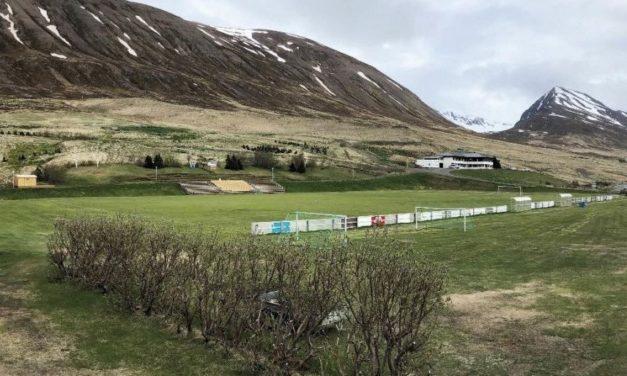 Tillaga að deiliskipulagi íþróttasvæðis Fjallabyggðar í Ólafsfirði