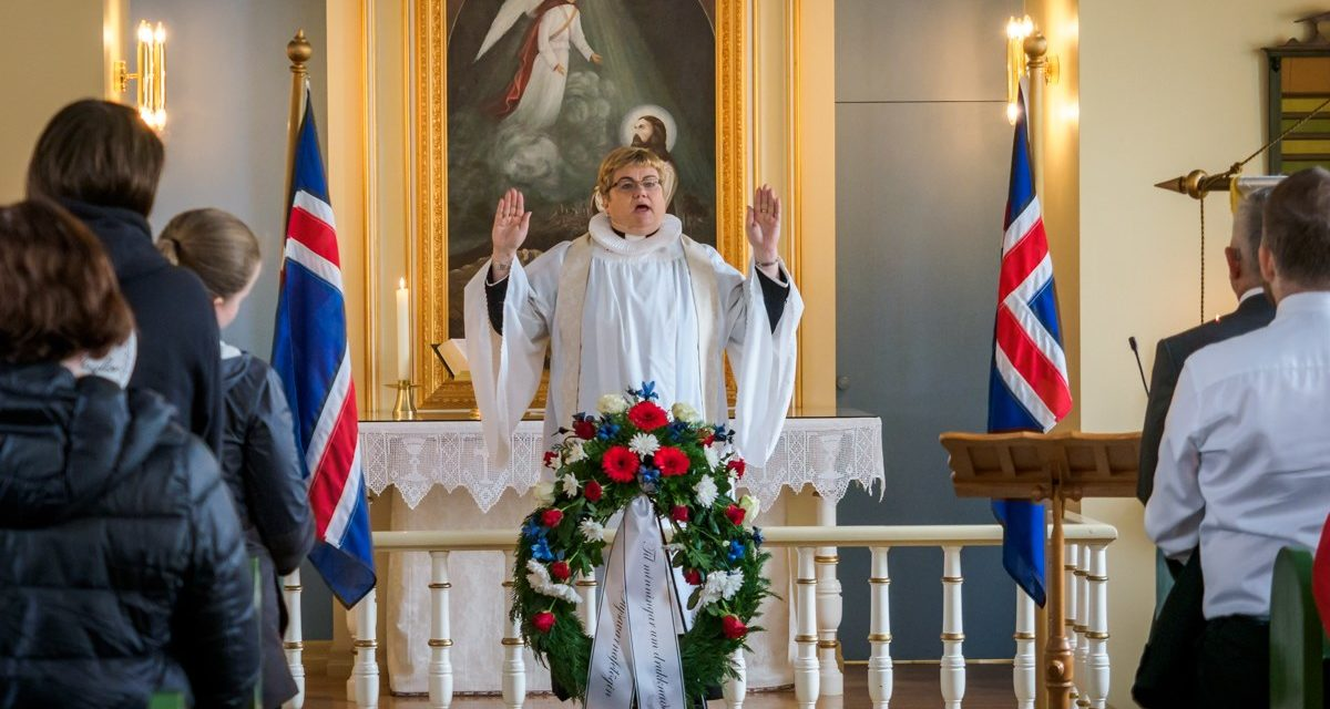 Sr. Sigríður Munda til Þorlákshafnarprestakalls