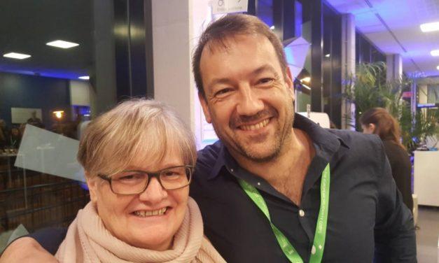 Ida Semey á Erasmus+ ráðstefnu