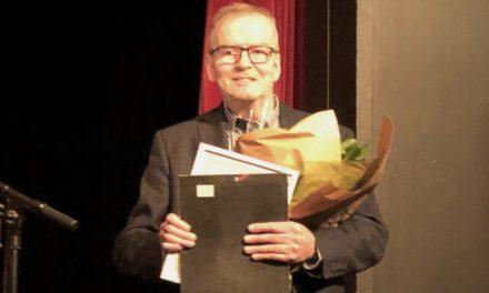 Elías Þorvaldsson er Bæjarlistamaður Fjallabyggðar 2020