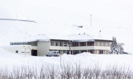 Ljósleiðari kominn í Hornbrekku