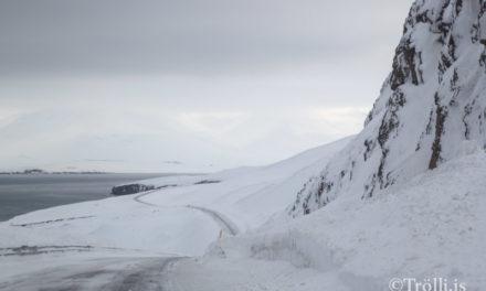 Búið að opna Ólafsfjarðarmúla
