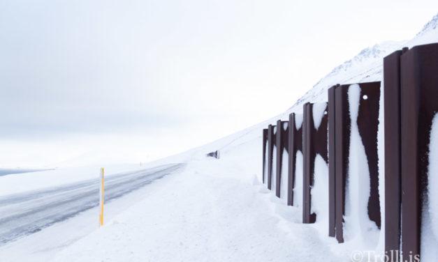 Stöðvaður á Ólafsfjarðarvegi á 154 km/klst