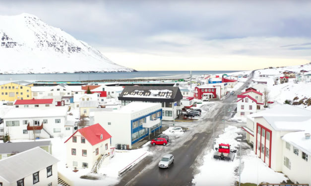 Undirbúningur Fjarðargöngunnar